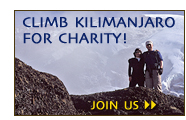 Climb Mt. Kilamanjaru for Charity